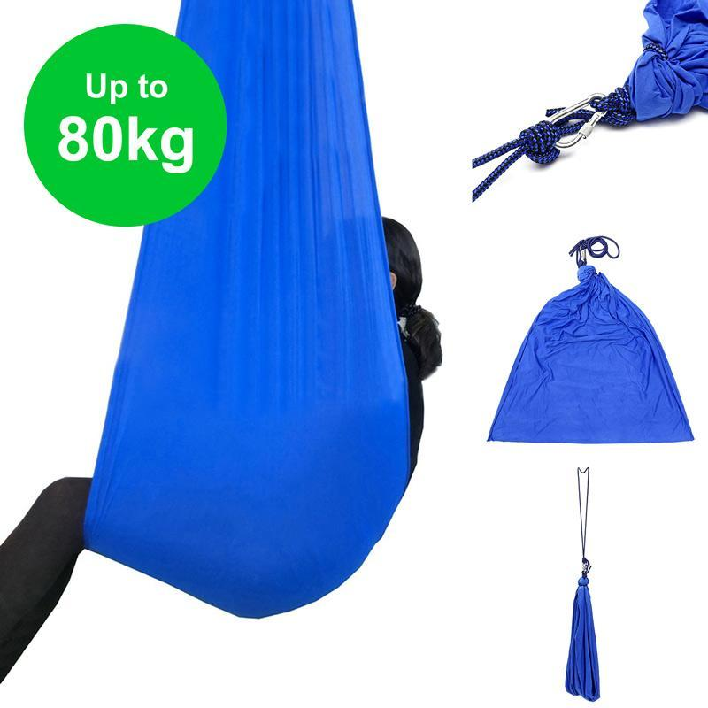 Autism Sensory Therapy Adhd Swing Indoor/Outdoor Hammock For Kids, Teenagers & Adults