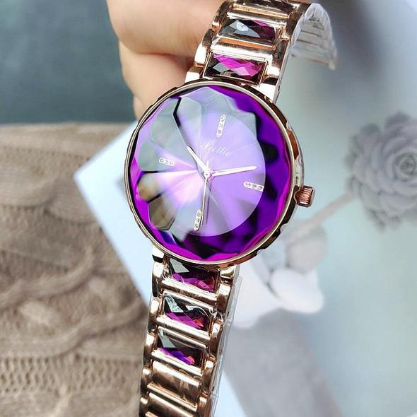 Crystal Diamond Fashion Watch(80% OFF )