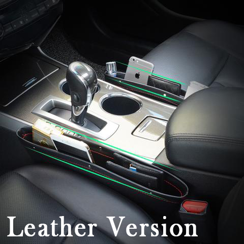 (Last Day Promotion 50% OFF)Multifunctional Car Seat Organizer(Decorate Your Car)