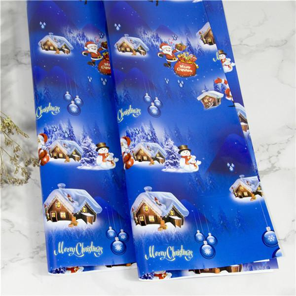 Christmas Gift Wrapping Paper(5PCS )