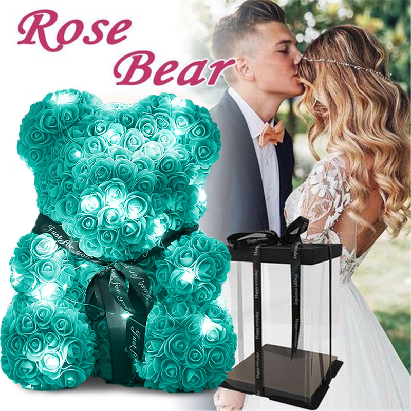 🌹🌹(Last Day Promotion 50% OFF) THE LUXURY ROSE TEDDY BEAR