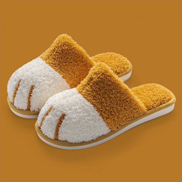 Cat Paw Slippers -Cute and cozy