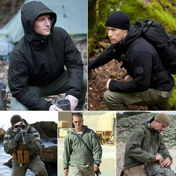 【Last Day Promotion 60% OFF】Outdoors Military Tactical Jacket(Buy 2 Free shipping)