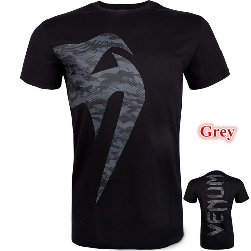 Men's Fashion 3D Print T-Shirt Cool UFC MMA Comprehensive Graphic Tees