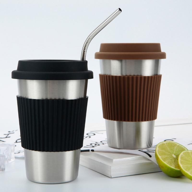 Stainless steel coffee cup(1 PCS)