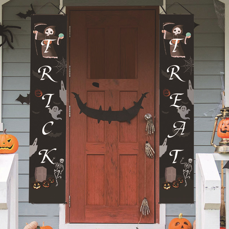 Christmas Sale! Porch Banner Decorations | Trick or Treat