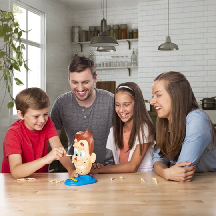Pimple Pete Game,Explosive Family Game