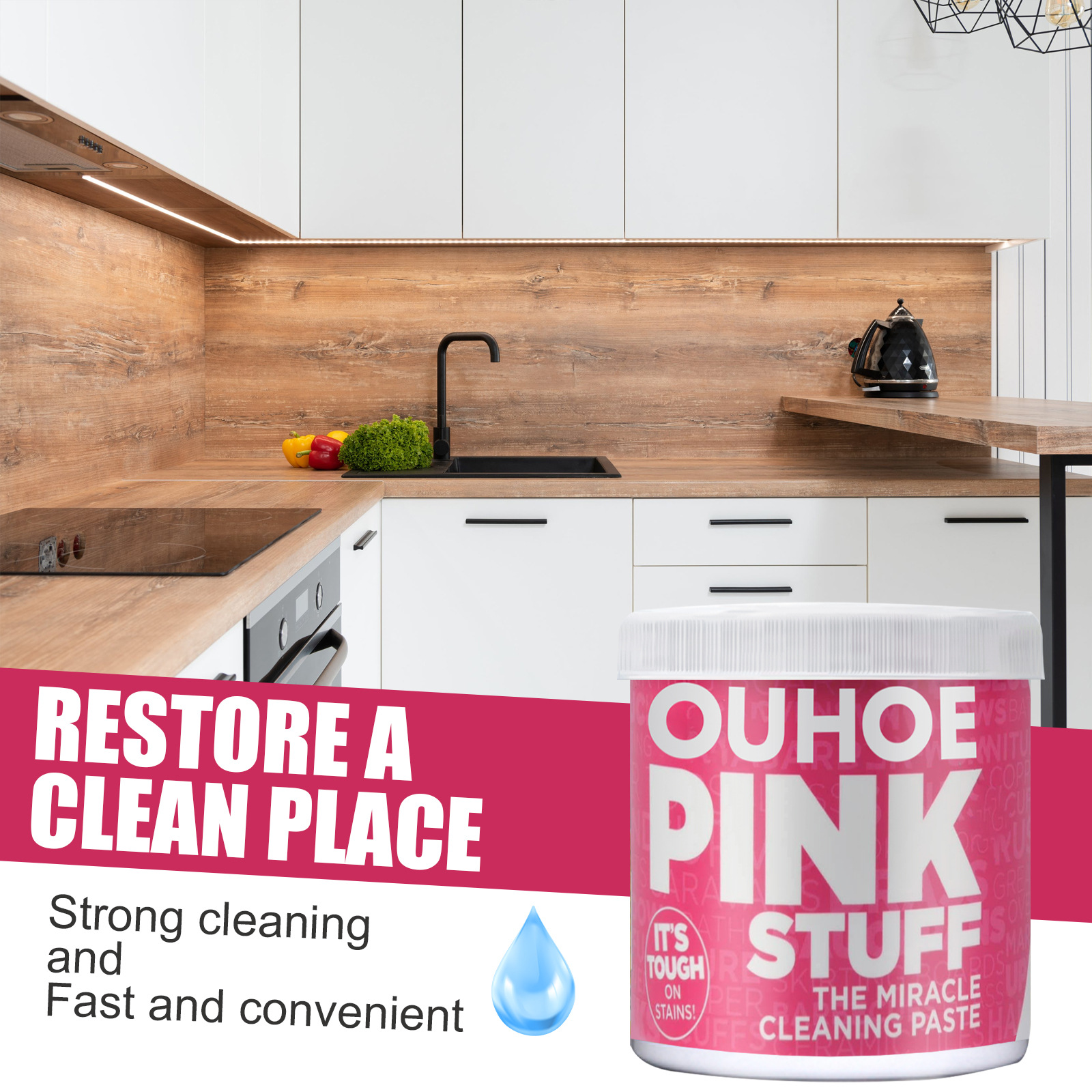 🔥Buy 1 Get 1 Free - Miracle All Purpose Cleaning Paste