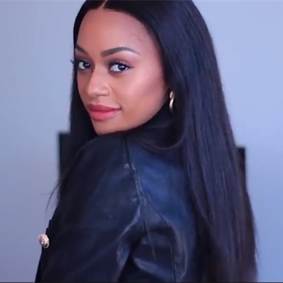 New Natural  Texture and softness Straight Wig