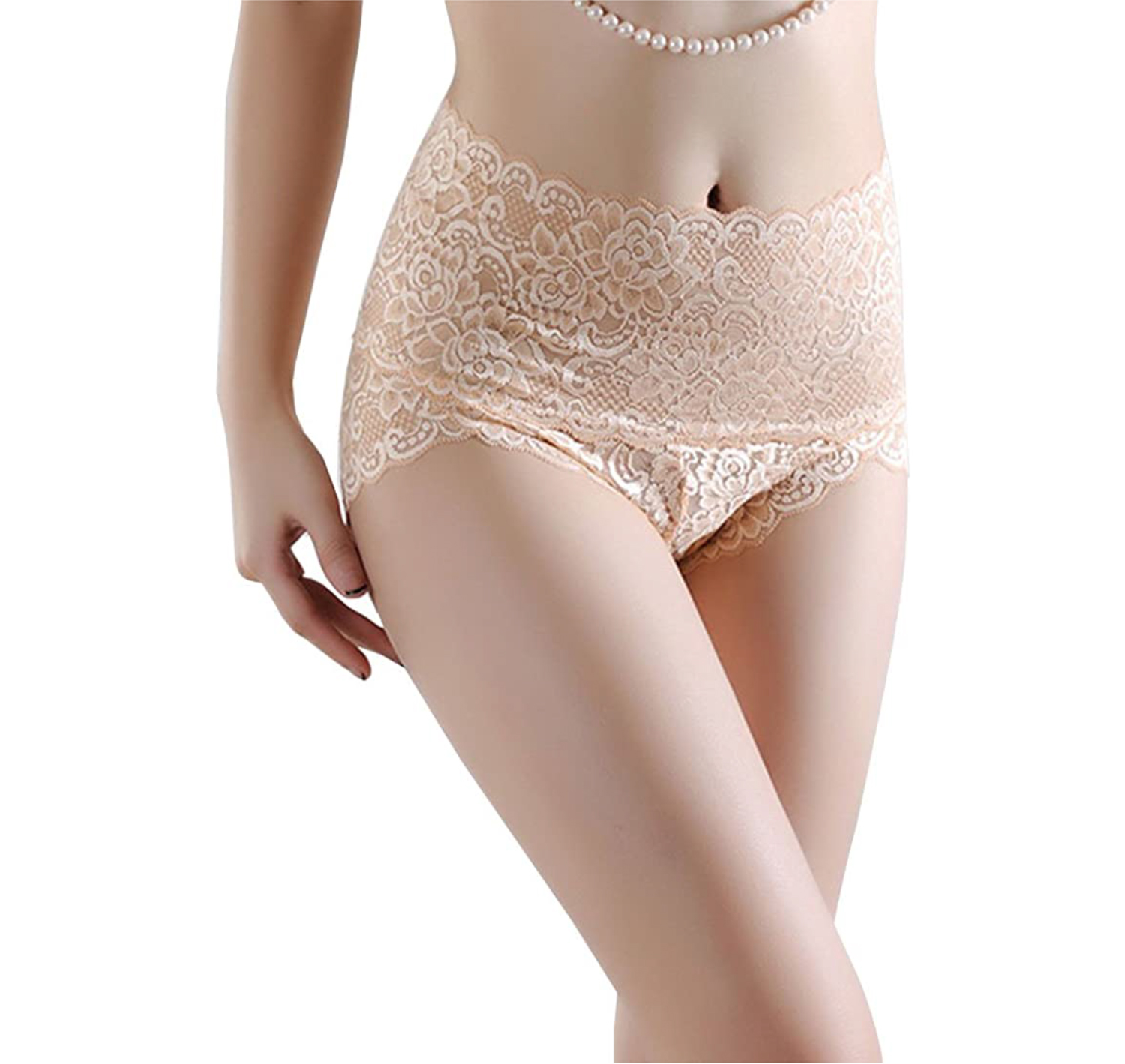 (💝Early Mother's Day Promotion👉only £5.99!)🍑2021 New Seamless Lace Ladies Brief