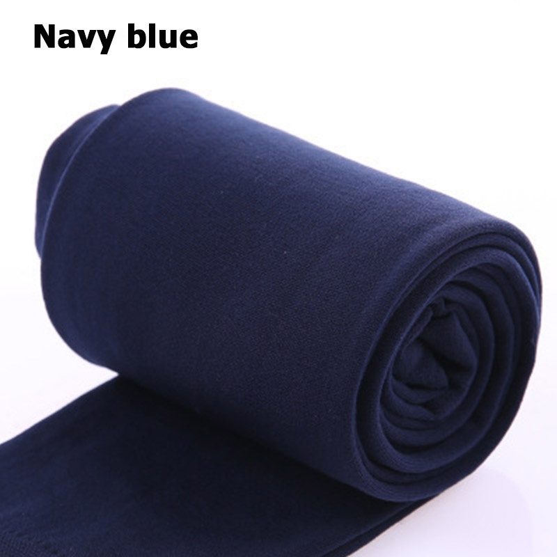 9 Colors Fashion XS-XL Brushed Stretch Fleece Lined Thick Tights Warm Winter Pants Warm Leggings