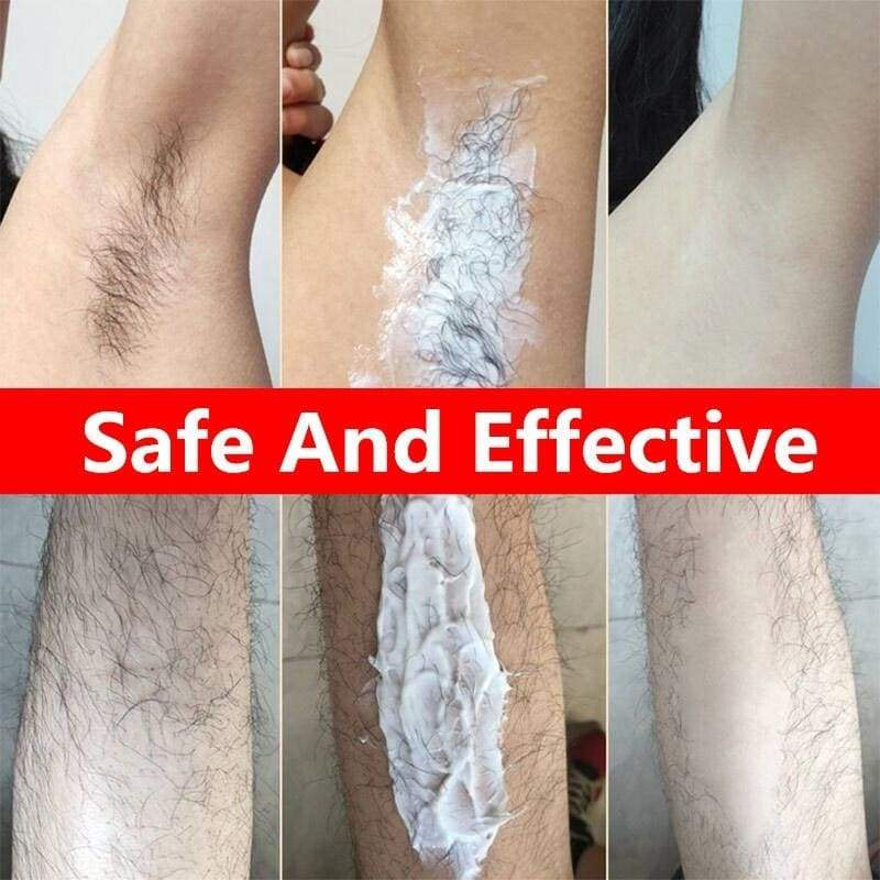 Newest Professional Depilatory Cream for Women/men Legs Depilation Cream Powerful Permanent Hair Removal Cream Stop Hair Growth Inhibitor Removal(10g/30g/60g)