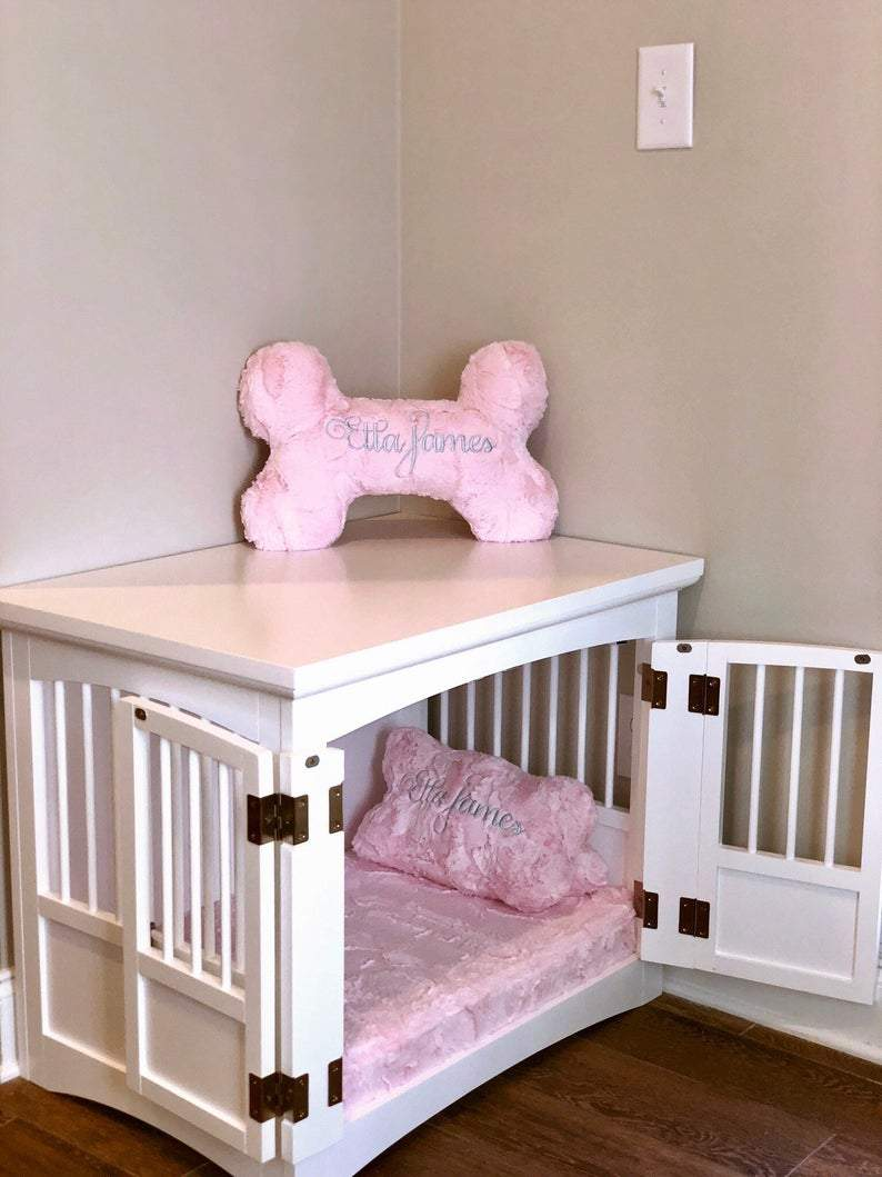 DOG CRATE PAD - Dog Bed - 3