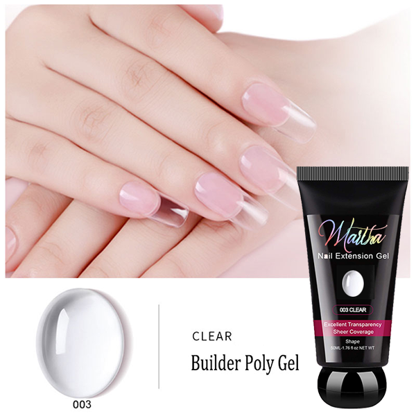 【Limited time promotion】Martha ™Poly Nail Gel Kit(Top 5,000 enjoy special price)