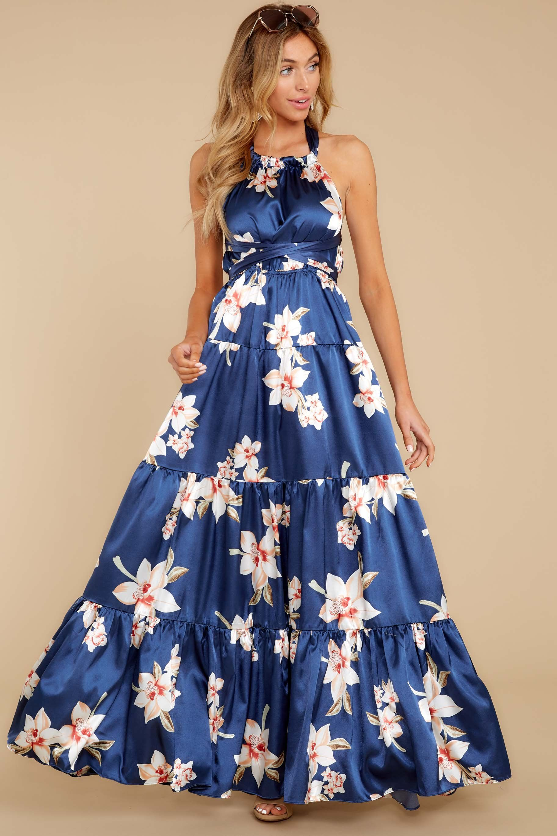 2020 Women Dress Casual Dress Print Short Frock Birthday Party Outfits For Ladies