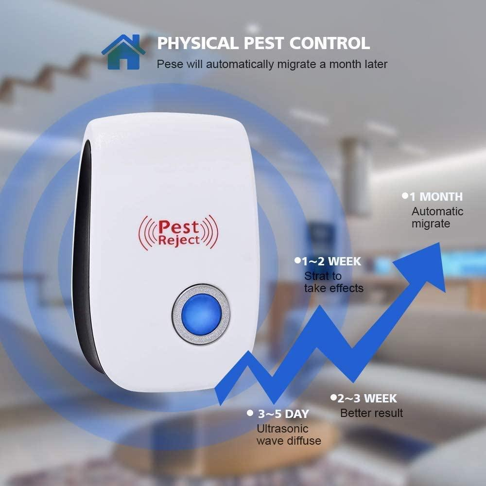 2020 Upgrated Pest Control Ultrasonic Repellent(50% OFF )😊