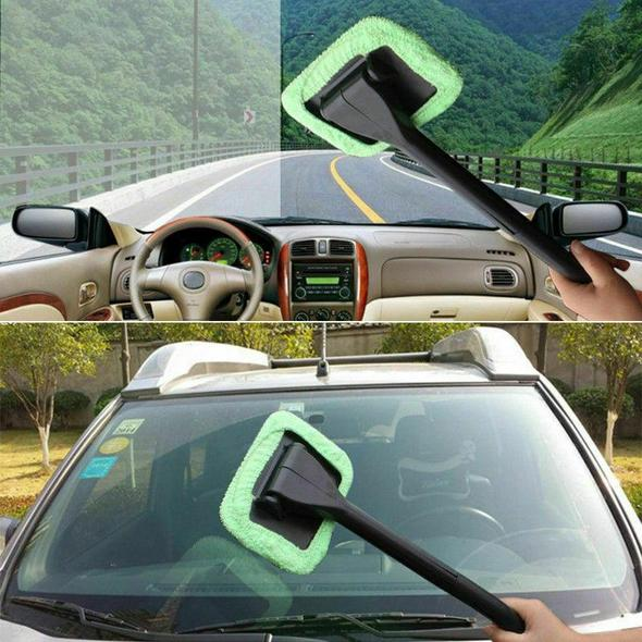 🎉Winter Sale 30% OFF - Microfiber Car Window Cleaner(Buy 1 get 1 free)