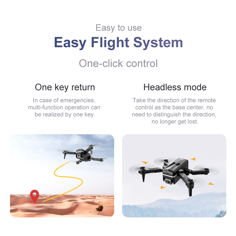 (🔥🔥🔥LAST DAY ONLY $36.99 CHILDREN'S DAY PROMOTION)FREE SHIPPING BEST FOLDABLE DRONE WITH 4K HD CAMERA