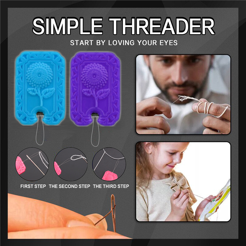 🔥Mother's Day Special🔥NOW 50% OFF🔥Simple threader 【3 pcs】(Applicable sewing machine)