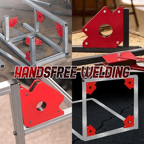 (🔥HOT SALE NOW-50% OFF)Strong Magnet Welding Arrow(BUY 2 GET FREE SHIPPING)