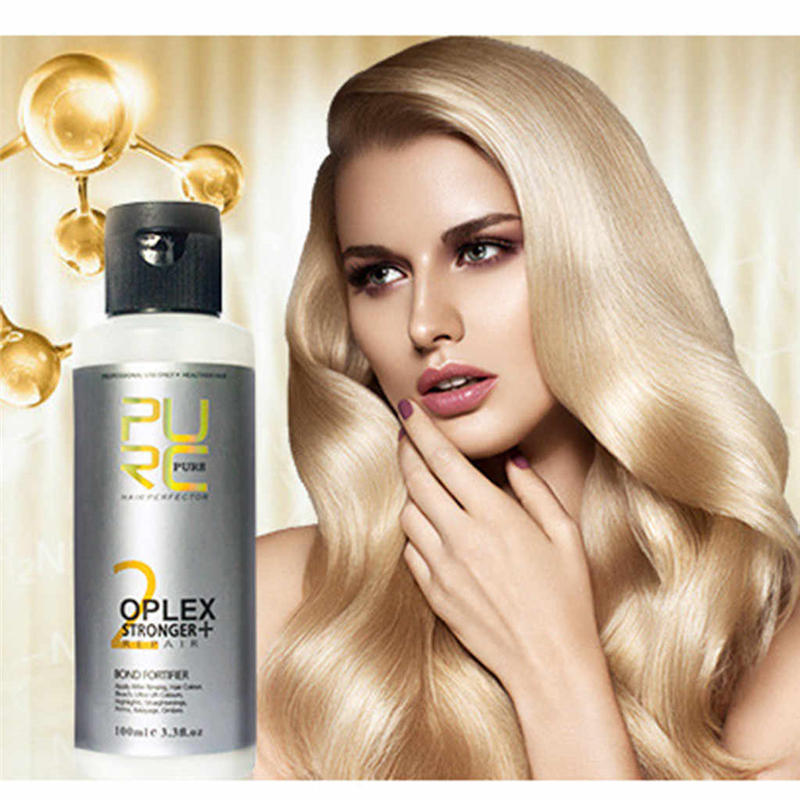 3pcs Bond Hair Treatment Kit for Bleaching and Coloring protection