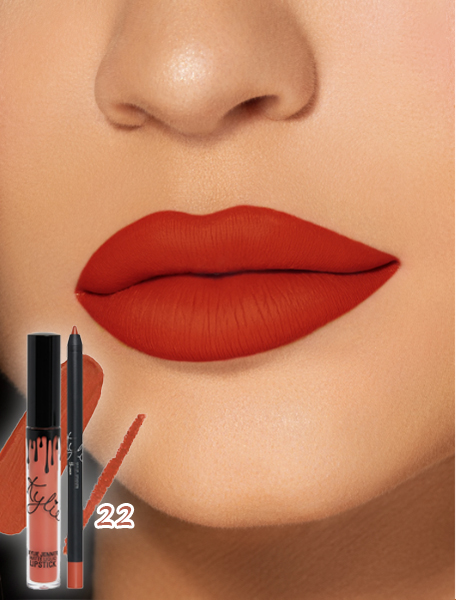 MATTE LIP KIT that will leave you in love