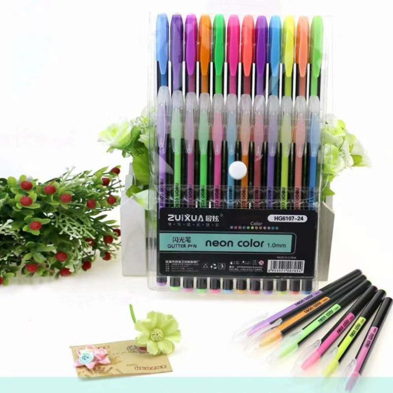Colorful Eye-Catching Marker Pen