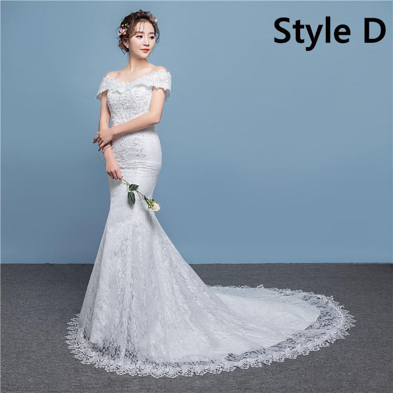 Lace Wedding Dresses 2020 New 715 Winter Wedding Guest Dresses 2018 White Midi Dress Full Lace Wedding Dress Wedding Tiara Plus Size Brides Best Bridesmaid Dresses Online