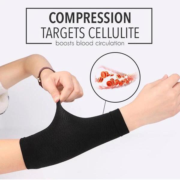 【Last day to get 50% off】Thermal ToneUp Arm Shaper-1 Pair