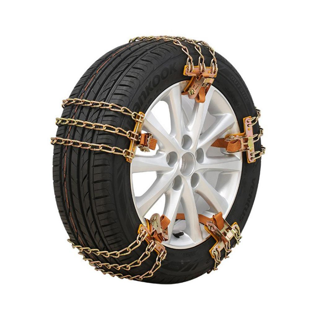 (Buy 2 Free Shipping)Wear-resistant Steel Car Snow Chains