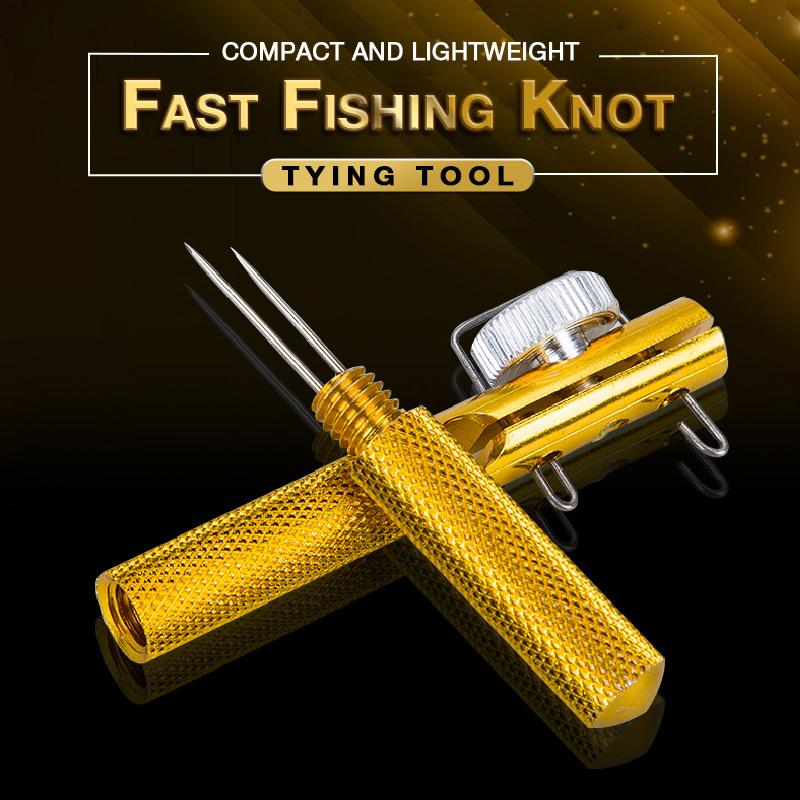 【⭐LAST DAY 50% OFF⭐】Fast Fishing Knot Tying Tool