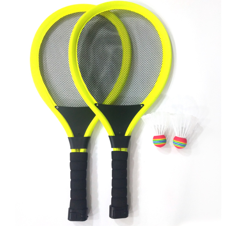Luminous badminton racket (2 X badminton rackets & 2 Xluminous badminton)