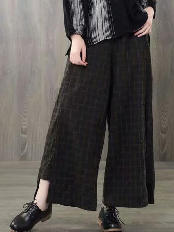 Rapid Style Wide Leg Pants
