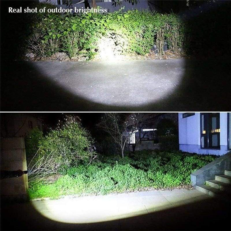 20000lm Genuine Lumitact G700 LED Tactical Flashlight Military Grade Torch Lamp