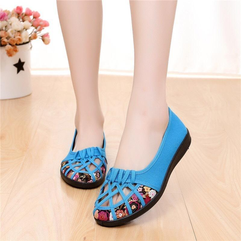 Breathable mom sandals-25