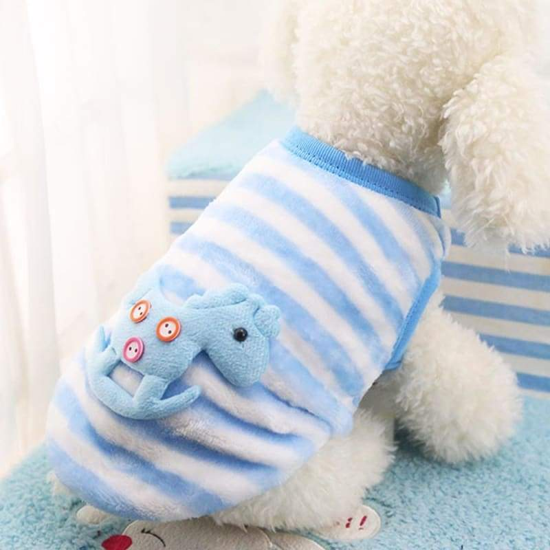 Winter Cute Dog Cat Puppy Clothing Sweater Small Puppy Shirt Soft Pet Cat Coats