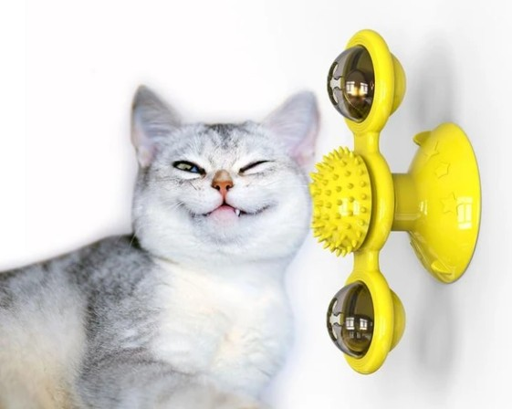Windmill Cat Toy(Limited Time On Sale!)