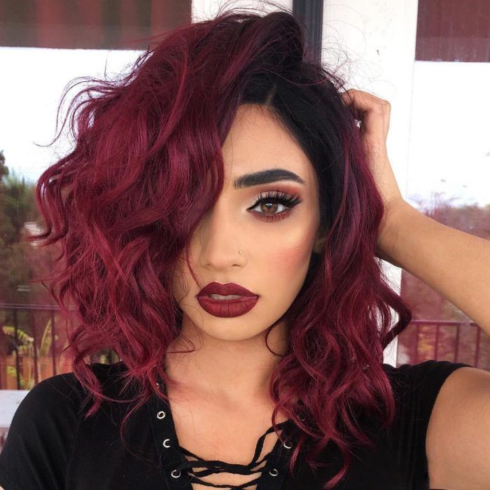 Lace Frontal Wigs Red Hair Ombre Human Hair Lace Front Wigs Short Turquoise Wig Hairstyle Ladies Hairstyle Pixie Cut For Round Face Free Shipping