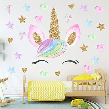 Decorative Wall Stickers - Plane Wall Stickers / Animal Wall Stickers Animals / Fairies Bedroom / Kids Room