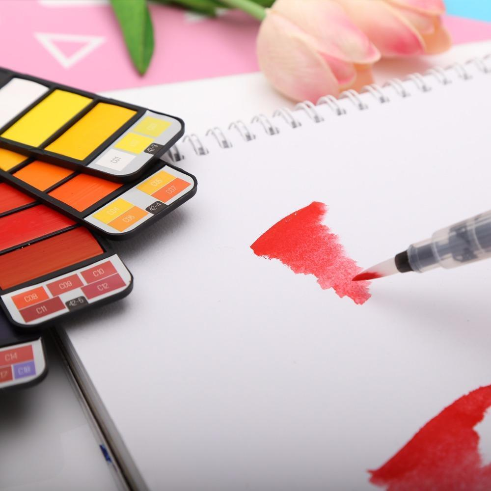 (Last Day Promotion&50% OFF) NomadColor Portable Watercolor Kits