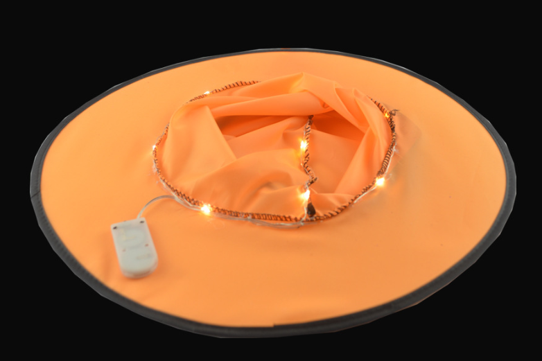 🎃Limited Time Special Only $7.99🎃 Glowing Witch Hat Hanging/Wearable