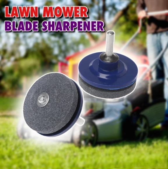 🔥BUY MORE SAVE MORE🔥 Lawn Mower Blade Sharpener