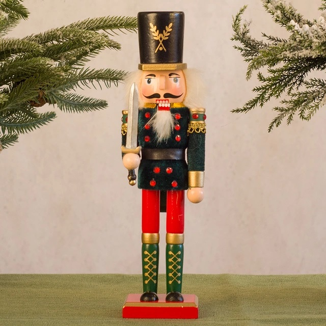 【🔥Christmas Sale🎅】12inches Big Classic Nutcracker Minifigures🎁Gift box packaging