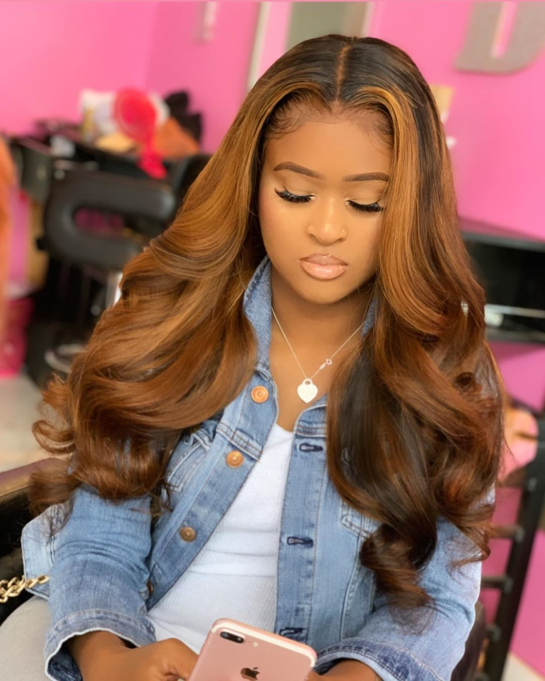 Lace Front Wigs Brown Wigs Blonde Wigs Blonde Beach Wave Wig Honey Ombre Wigs For Black Women
