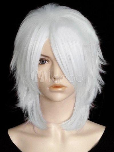 Gray Wigs Lace Frontal Wigs Gray Away For WomenGray Hair Wigs Online