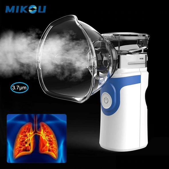 Portable Nebulizer Machine for Congestion and Asthma Breathing Treatment