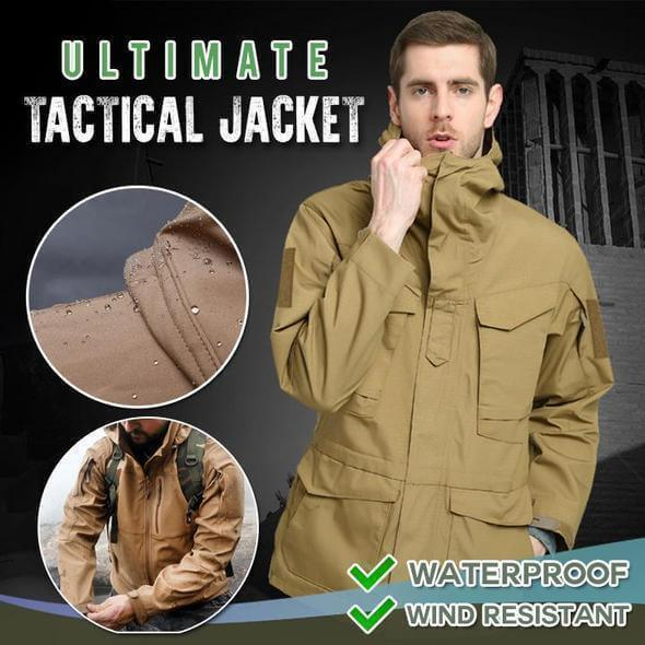 Last Day Promotion-Ultimate Tactical Jacket