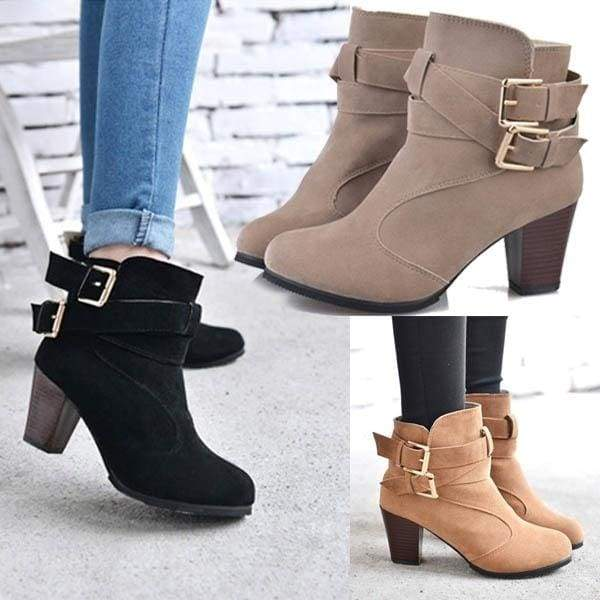 short boots for girls