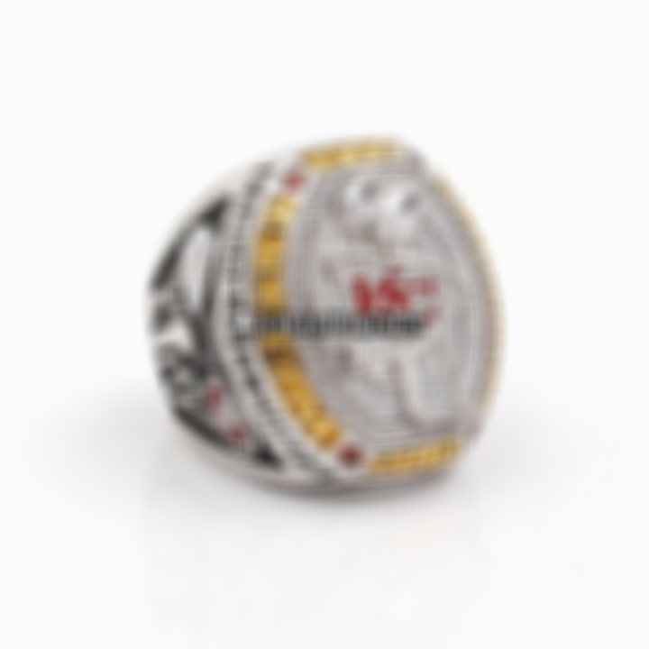 2019 Kansas City Chiefs Championship Ring