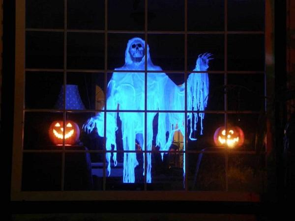 🔥Halloween/CHRISTMAS Hot Sale-HAUNTED HALLOWEEN PROJECTOR(BUY 2 SAVE 10% OFF)